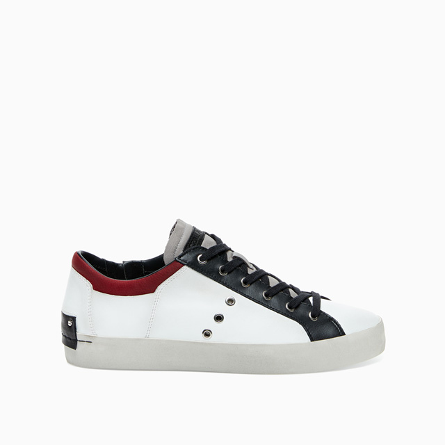 CRIME LONDON LOW TOP HERITAGE
