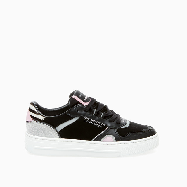 CRIME LONDON LOW TOP OFF COURT