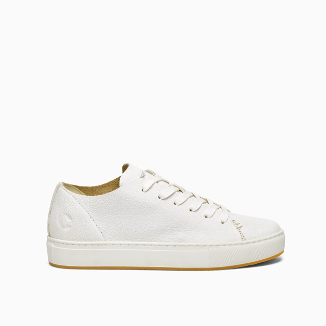 CRIME LONDON LOW TOP RAW